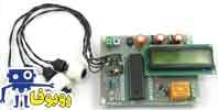 پروژه آماده ساخت با میکروکنترلر 8051