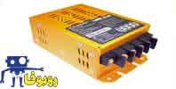 پروژه مدار تبدیل کننده 6 ولت به 12 ولت