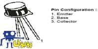 دیتاشیت ترانزیستور 2n222