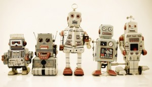 آموزش رباتیک (جلسه اول)