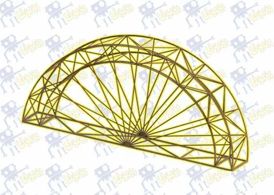 بسته آموزشی ساخت سازه های ماکارونی محصولی متفاوت از صنایع آموزشی روبوفا